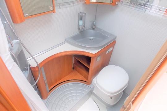Hobby Siesta Bathroom