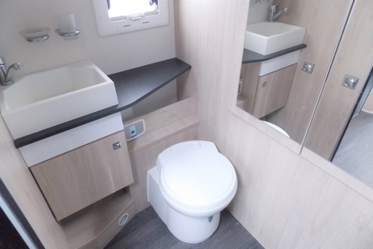 Internal Washroom