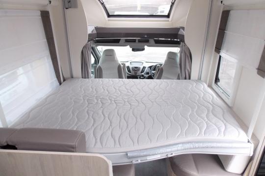 Internal Drop Down Bed