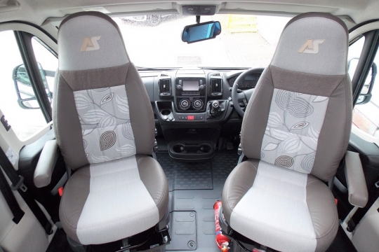 Internal Captains Chairs