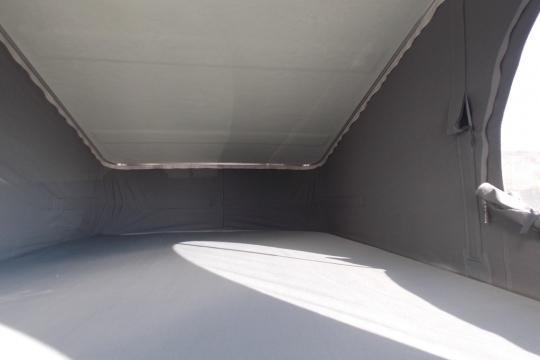 Internal Pop Top Bed