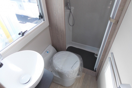 Internal Washroom