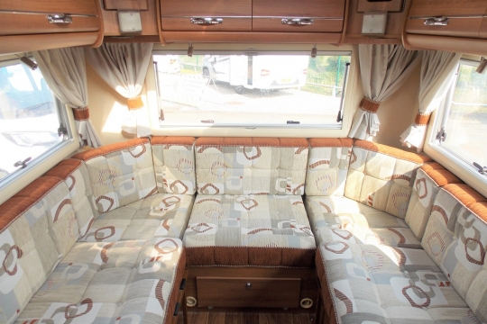 Internal Rear Lounge